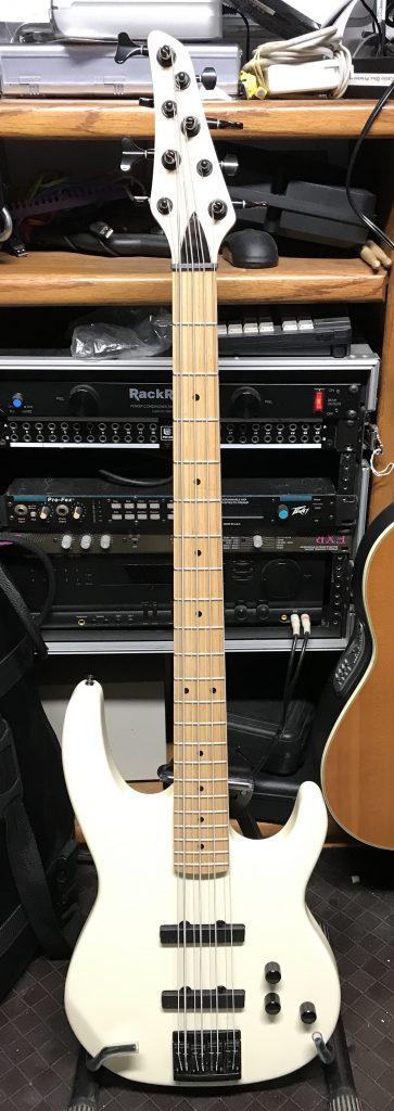 Finished bass