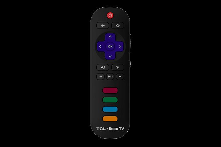 TCL remote