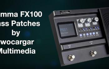 FX100 Bass Patches