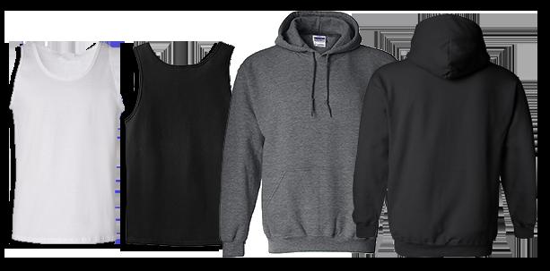 sleeveless tshirt, tank top, hoodie, sweatshirt